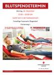 Blutspendetermin 16.12.2019