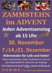 ZAMMSTEHN im ADVENT 14.12.2019